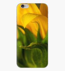 helianthus Macro iPhone Case
