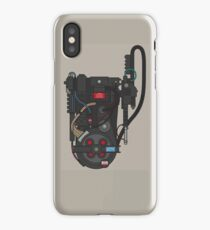Don't Cross The Streams! iPhone Case/Skin
