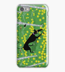 Daffodil Hound iPhone Case/Skin