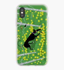 Daffodil Hound iPhone Case