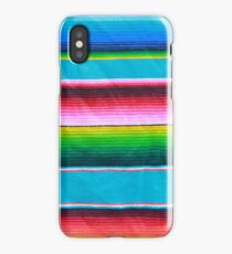 Mexican pattern iPhone Case