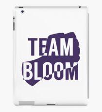 Team Bloom iPad Case/Skin
