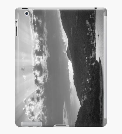 Dubrovnik Beams BW II [iPad case] iPad Case/Skin