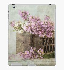 Farmers Market iPad Case/Skin