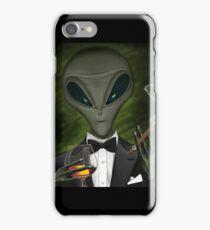 Aliens Got Class iPhone Case/Skin