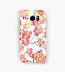 Springtime Blossom Pattern Samsung Galaxy Case/Skin