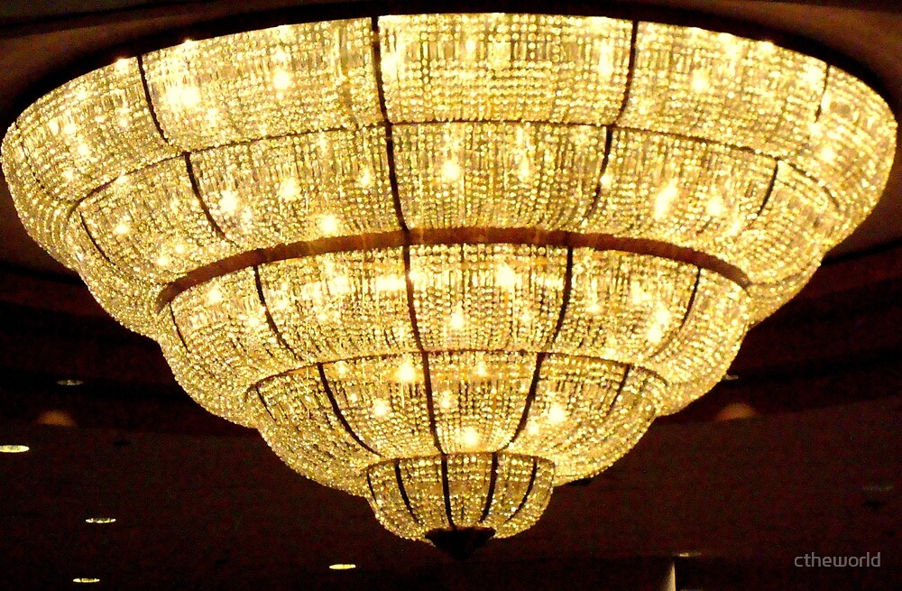 Chandelier ballroom light collections light ideas ballroom chandelier by ctheworld redbubble mozeypictures Gallery