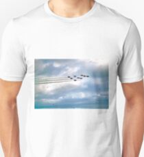 Emerging From The Smoke Trail T-Shirt