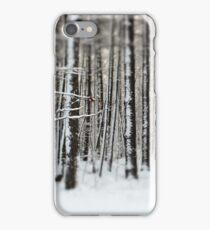Snowy Woods iPhone Case/Skin