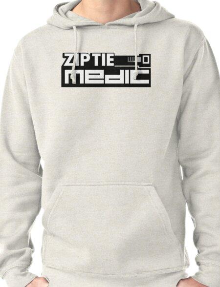 ZIP TIE medic (2) Pullover Hoodie