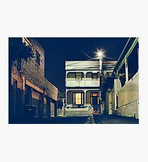 Richmond, Melbourne Photographic Print