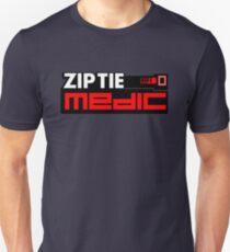 ZIP TIE medic (6) T-Shirt