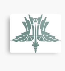 Mobile Infantry Metal Print