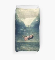 Moon Reverie Duvet Cover