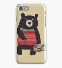 Boomer Bear iPhone Case/Skin