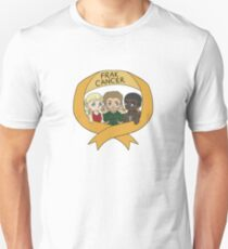 OTA: The Frak Cancer Campaign Unisex T-Shirt