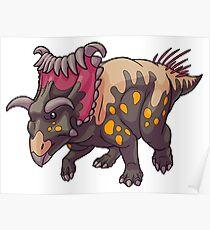 Kosmoceratops Poster