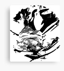 The Most Beautiful Suicide Canvas Print