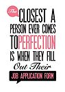 Funny Sayings, Funny office poster  by Creative Spectator