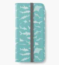 Sharks and Rays! iPhone Wallet/Case/Skin