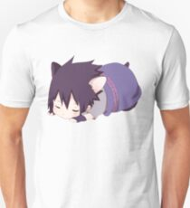 Chibi Sasuke Kitty Unisex T-Shirt