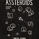 Assteroids - Retro Gaming Parody by RonanLynam