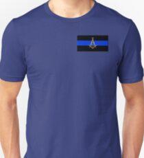 Masons Thin Blue Line Unisex T-Shirt