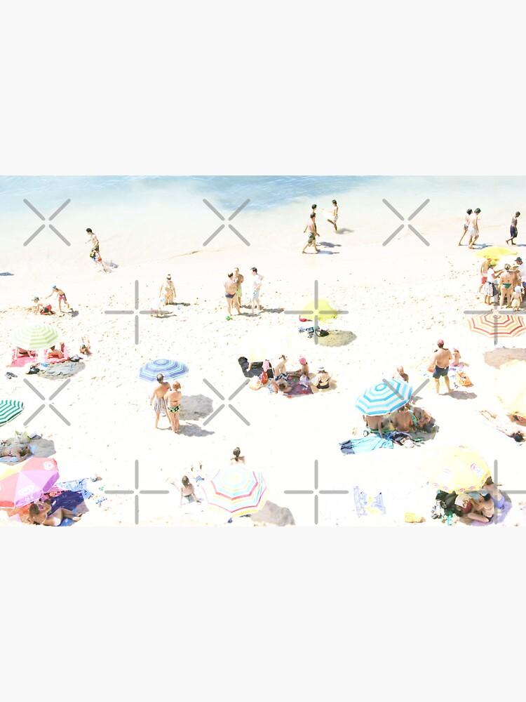 Beach - happy days by Ingz