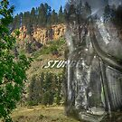 Motorcycle Mecca Sturgis by designingjudy