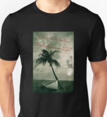 Kicking it in the Caribbean! Unisex T-Shirt