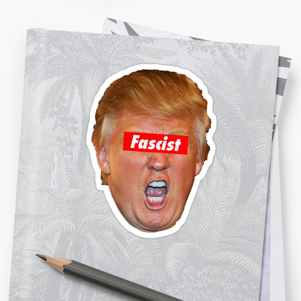 Trump Fascist by Thelittlelord