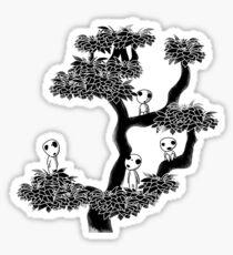 Kodama Tree Sticker