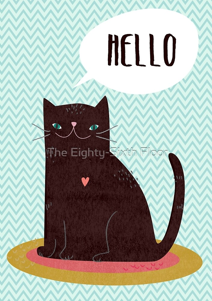 Hello Catty by The Eighty-Sixth Floor