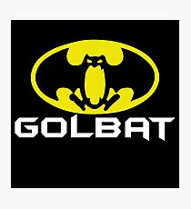 Pokemon - Golbat - Man Photographic Print