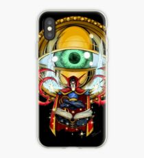 Doctor Strange in the Agamotto Eye iPhone Case