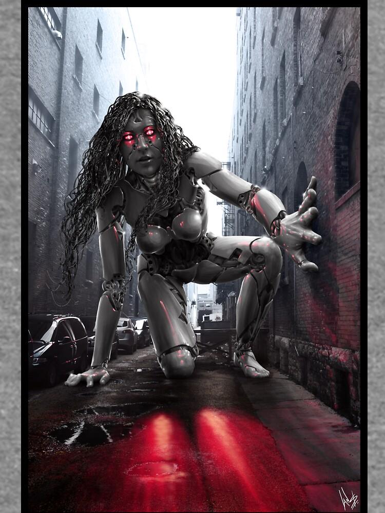Cyberpunk-Fotografie 044 von Sokoliwski