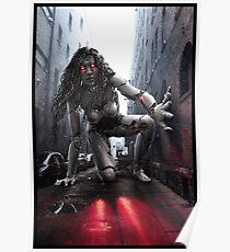 Cyberpunk Photography 044 Poster