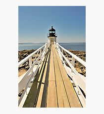 Marshall Point Lighthouse I Photographic Print