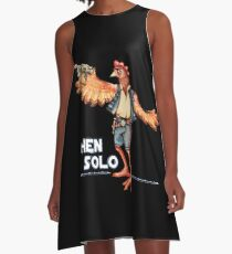 Hen Solo A-Line Dress