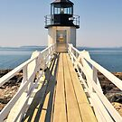 Marshall Point Lighthouse II by Marianne Campolongo