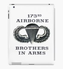 Jump Wings - 173rd Airborne - Brothers in Arms iPad Case/Skin