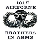 Jump Wings - 101st Airborne - Brothers in Arms by Buckwhite