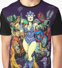 The bad guys of Eternia Graphic T-Shirt