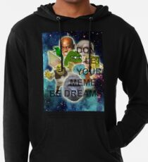 Collection of the Dankest Memes Lightweight Hoodie