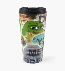 Collection of the Dankest Memes Travel Mug