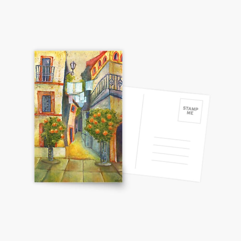 Sevilla Postkarte