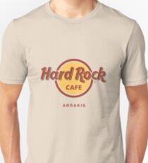 Hard Rock Cafe Dune Sci Fi Fantasy Unisex T-Shirt