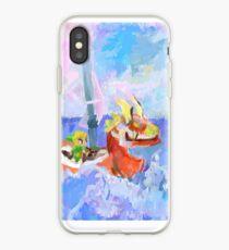 Wind Waker Colour Study iPhone Case