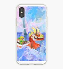 Wind Waker Colour Study iPhone Case