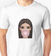 Bubble Gum Kimoji Unisex T-Shirt